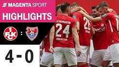 1. FC Kaiserslautern - KFC Uerdingen | 34. Spieltag, 2019/2020 | MAGENTA SPORT
