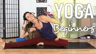 Bedtime Yoga - Gentle Beginners Sequence For Rest & Relaxation