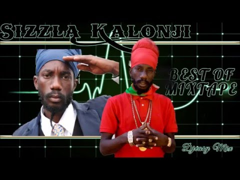 Sizzla Kalonji Best of Greatest Hits{Reggae Conscious & Culture Vibes} mix by djeasy