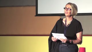 Blue-sweater moments | Anne Russell | TEDxYouth@ACS