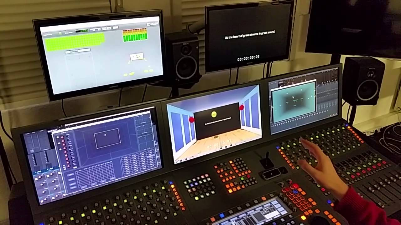 fairlight 3daw dolby atmos demo youtube. Black Bedroom Furniture Sets. Home Design Ideas