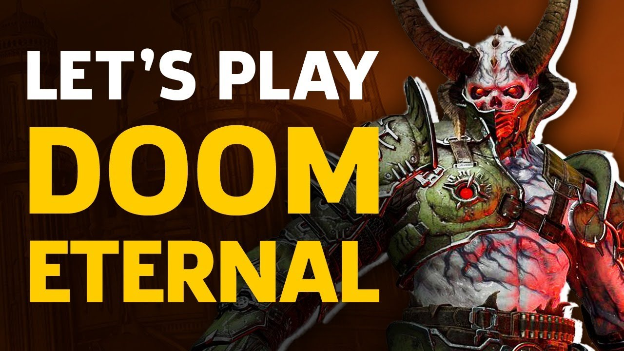 Let's Rip And Tear In Doom Eternal