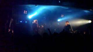 Sodom - OBSESSED BY CRUELTY - live @ Thunder Road 30-05-2009