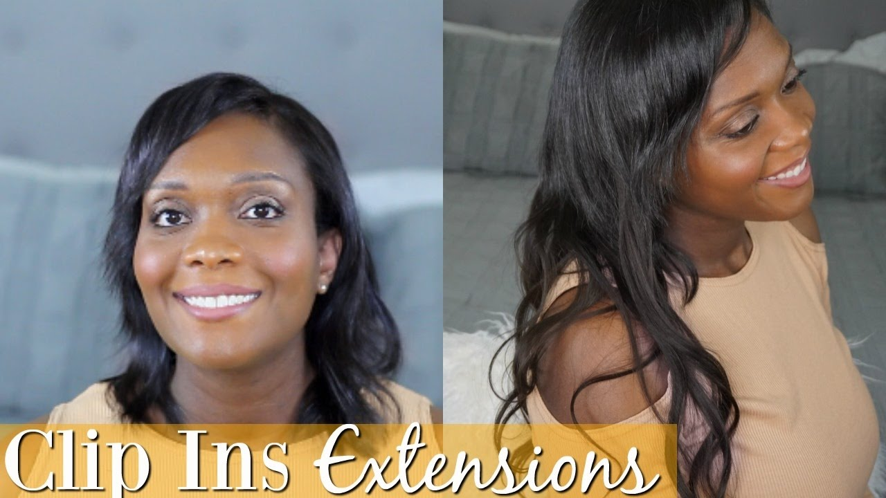 How to clip in relaxed textured clip in hair extensions on short how to clip in relaxed textured clip in hair extensions on short hair san marshall pmusecretfo Image collections