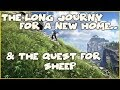Dark and Light - Level 20 -The Long Journy For a New Home & The Quest For Sheep - With Friends