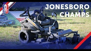 2018 Jonesboro Open Champions