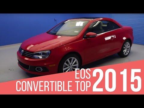 2015 Volkswagen Eos: Convertible Top