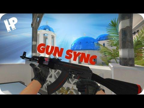 CS:GO Gun Sync - Ellis - Migraine