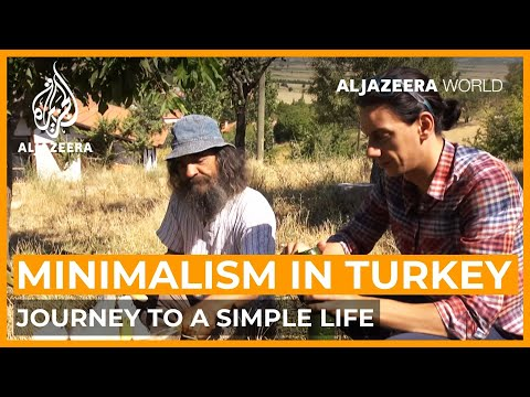 Minimalism in Turkey: Journey to a Simple Life | Al Jazeera World