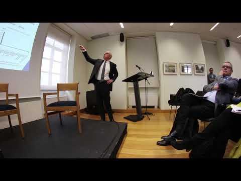 Place-Based Policies | Keynote speech: Joaquim Oliveira Martins (senior adviser at the OECD)