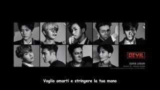 [SUB ITA] Super Junior T - Love At First Sight