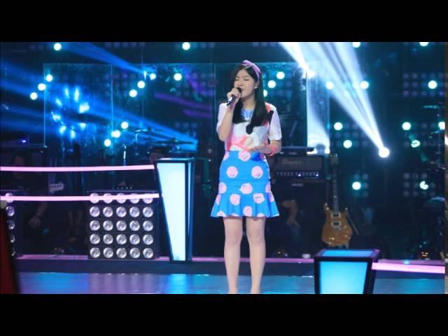 中國好聲音 第四季 - 第十期 2015-09-18 關詩敏 - 戀人未滿 無雜音版