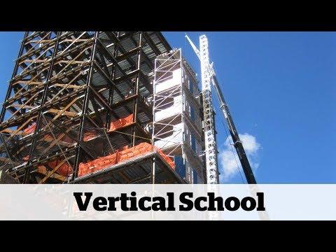 J.T. Magen Builds New Trevor Day School