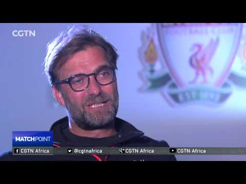 Liverpool manager Jurgen Klopp pushing his players to UCL spot