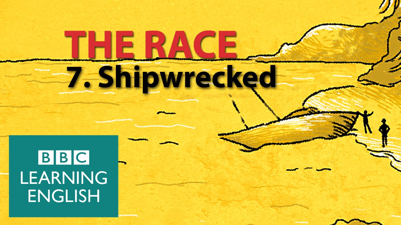 The Race Shipwrecked Learn To Use Past Simple And Past Continuous