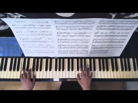 ファミリーパーティー Family Party / Kyary Pamyu Pamyu -piano cover