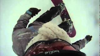 GoPro Gone Wrong While Snowboarding Thumbnail