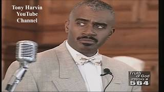 """Apostle Gino Jennings speaking about """"Church Hoes"""", among other thi..."""