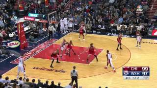 Chicago Bulls at Washington Wizards - January...