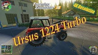 Fs-19 URSUS 1224 TURBO in 4K Resolution