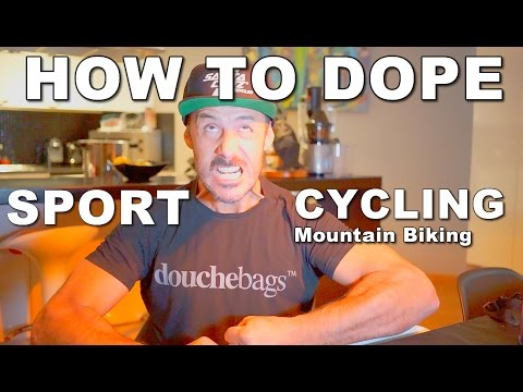 STATE OF DOPING IN CYCLING & MOUNTAIN BIKING - How to cheat in mtb race - CG VLOG #49
