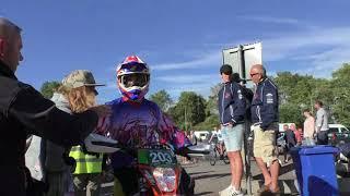 Enduro European Championship Skövde 2018 rozhovory