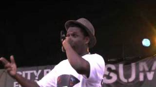 Jay Electronica - Exhibit C @ Summerstage, Red Hook Park, Brooklyn, NYC
