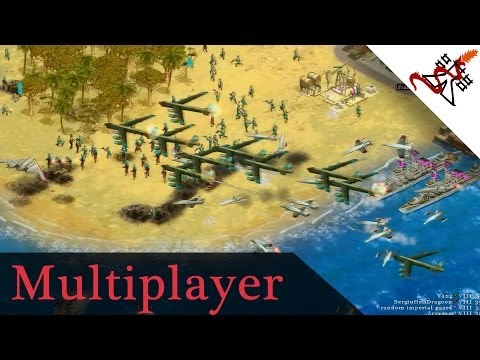 Rise of Nations Extended Edition - 5 Players Multiplayer Gameplay   Deathmatch [1080p/HD]