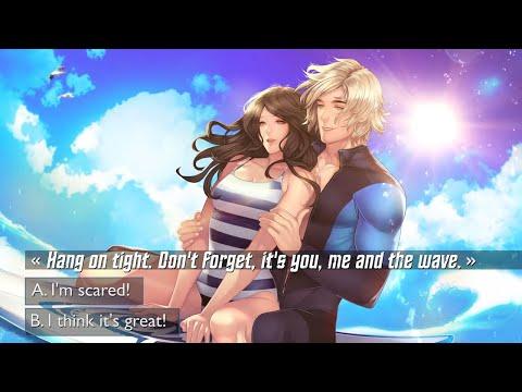Is it Love ? - Carter Corp. - Adam [EN]