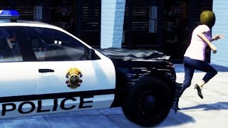 I'm a Maniac Cop That Ignores Laws and Terrifies Citizens  Police Simulator Patrol Duty 18