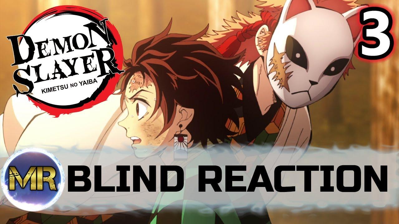 Download Demon Slayer Episode 3 Blind Reaction - TRAINING!