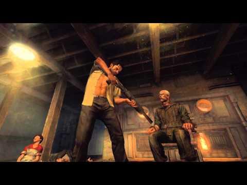 Black Ops II: Alex Mason & Hudson Death Scene