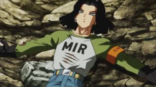 Android 17 gets serious and eliminates Vikal from Universe 2 like a savage :D Subs thumbnail
