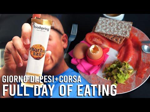 cosa-mangio-in-un-giorno-di-palestra-corsa- -dieta-flessibile- -ep.-6-kaizen¹