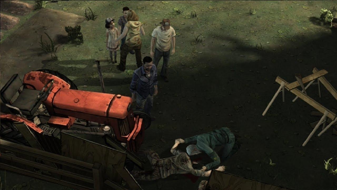 СТАРЫЙ НЕОДЫКВАТЫШ!!! Прохождение The Walking Dead: The Game 2|если мне нравится всякая хрень