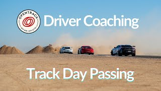 Passing - OpenTrack Driver Coaching