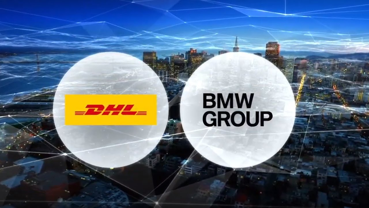 DHL x BMW Blockchain Proof of Concept