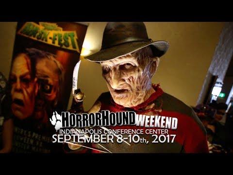 Horrorhound Weekend Indianapolis 2017