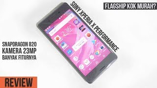 REVIEW HP SEKEN BATAM | Review Sony Xperia X Performance