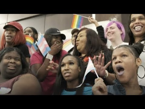 Transgender event brings a sense of community and access to resource