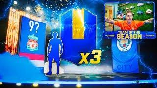 ME TOCAN 3 TOTS DE LA PREMIER LEAGUE!! | FIFA 19