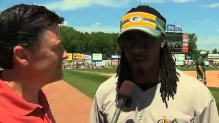 Tramon Williams interview