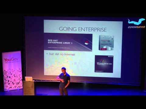 Marcin Gozdalik: Shipping Python to customers - PyWaw Summit 2015