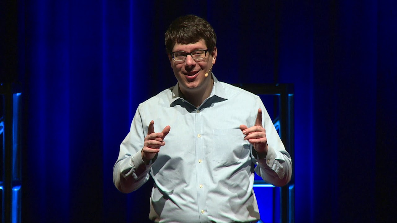 5dd4c6642 What Being Autistic Taught Me About Being Human   Daniel Wendler   TEDxBend