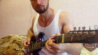 Тест советской гитары Урал
