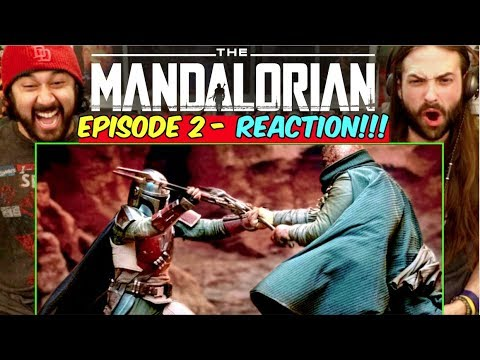 """THE MANDALORIAN - """"Chapter Two: The Child"""" - REACTION & REVIEW!!! - 동영상"""