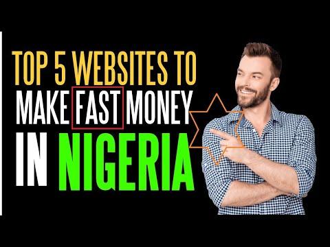 Top 5 Websites To Make QUICK Money Online In Nigeria ($100/wk)