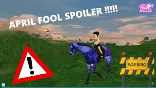 star stable/APRIL FOOL/SPOILER !!!