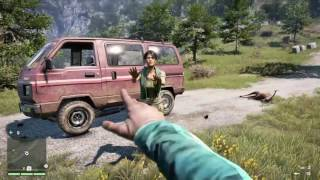 Far cry 4-Rock throwing montage/Pokemon???