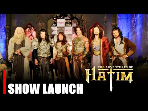 The Adventures of Hatim - Press Conference